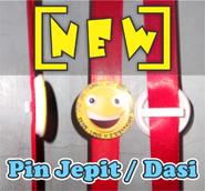Pin Jepit/Dasi